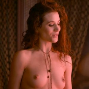 Elisa Lasowski Nude Boobs In Game Of Thrones Series