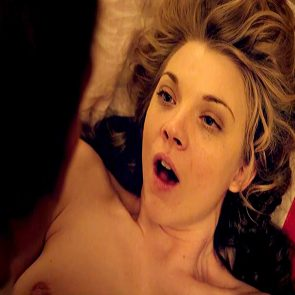 Natalie Dormer Nude Sex Scene In The Scandalous Lady W Movie