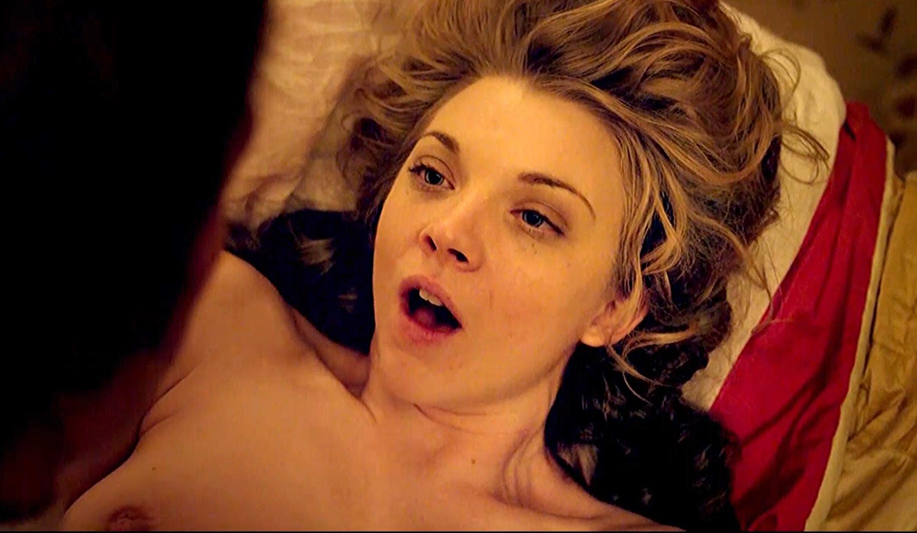 Natalie Dormer Porn+ natalie dormer nude sex scene in the scandalous lady w movie