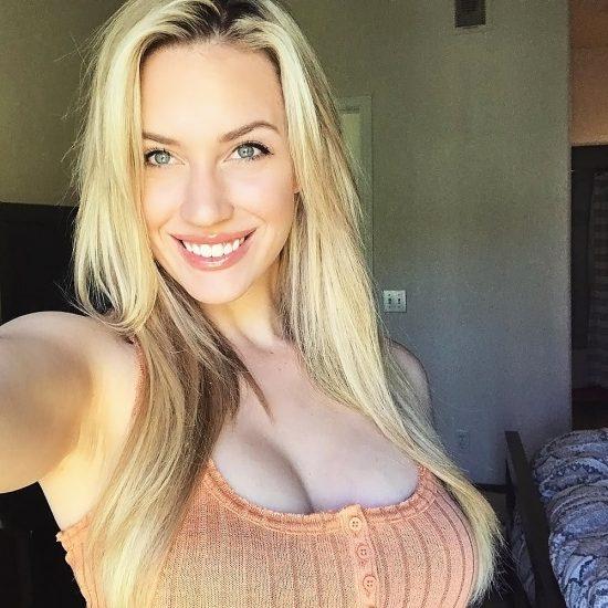 Paige Spiranac Nude LEAKED Photos & Sex Tape Porn Video 10