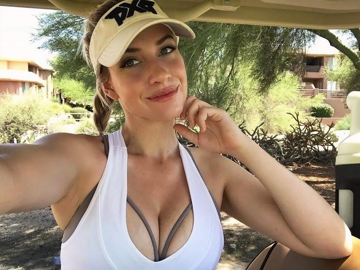 Paige Spiranac tits