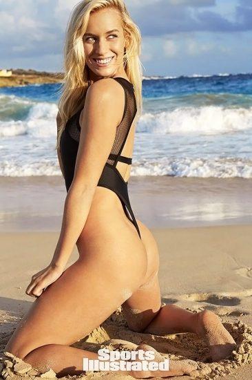 Paige Spiranac Nude LEAKED Photos & Sex Tape Porn Video 17