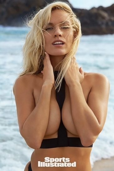 Paige Spiranac topless