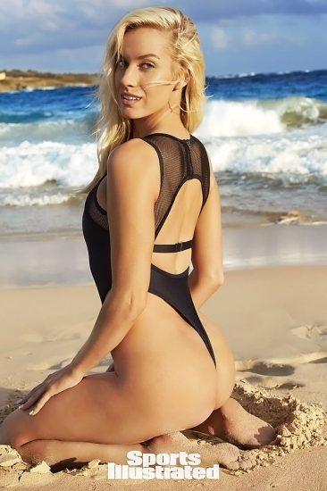 Paige Spiranac Nude LEAKED Photos & Sex Tape Porn Video 25
