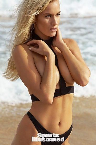Paige Spiranac Nude LEAKED Photos & Sex Tape Porn Video 26