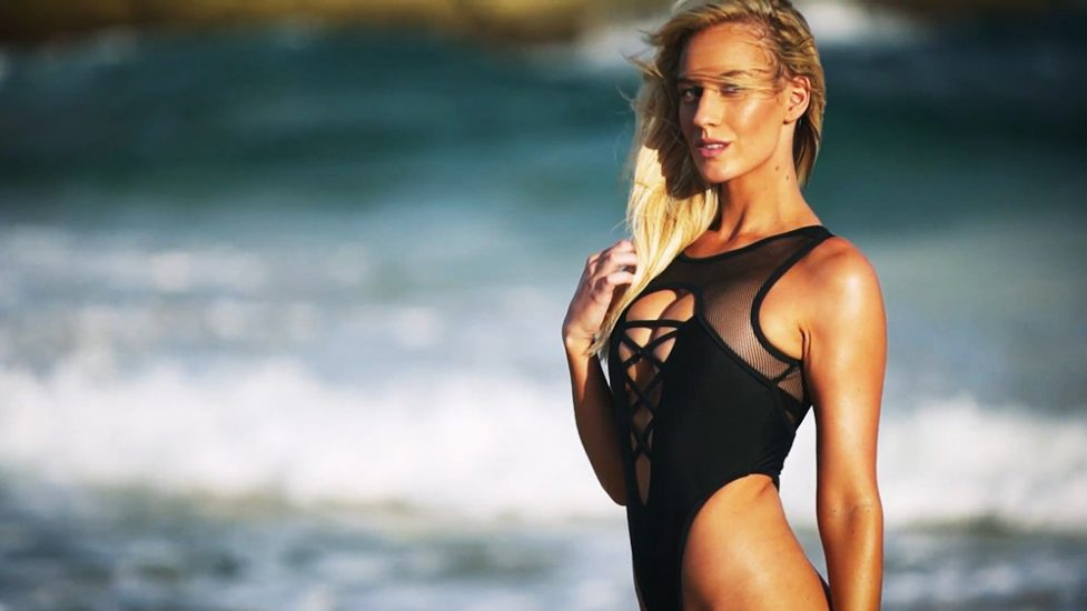 Paige Spiranac Nude LEAKED Photos & Sex Tape Porn Video 29