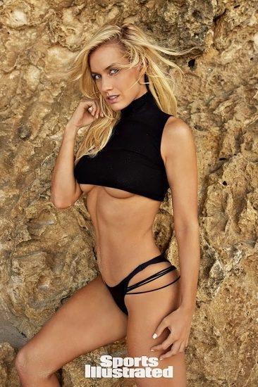 Paige Spiranac underboobs