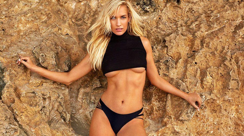 Paige Spiranac Nude LEAKED Photos & Sex Tape Porn Video 35
