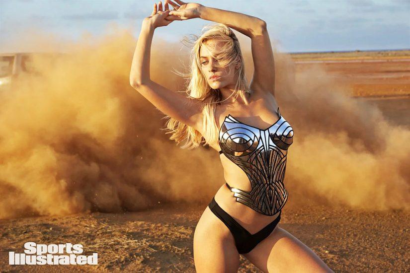 Paige Spiranac Nude LEAKED Photos & Sex Tape Porn Video 38