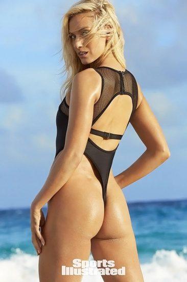 Paige Spiranac nude ass