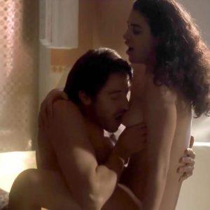 Ruth Gabriel Nude Sex Scene in 'Dias Contados'