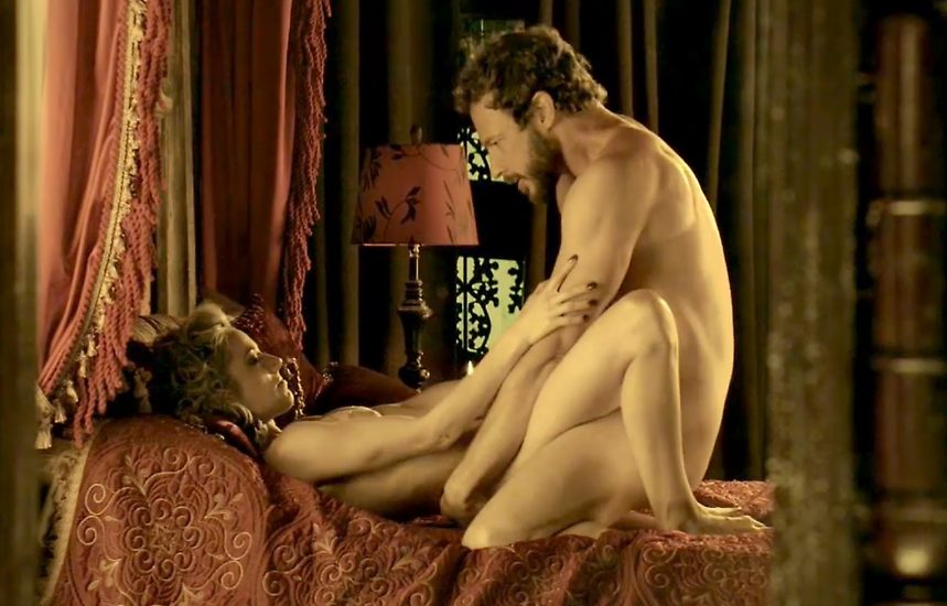 Lost girl sex scenes