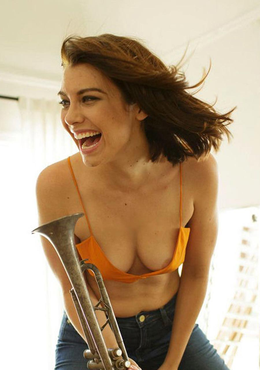 lauren cohan nude photos