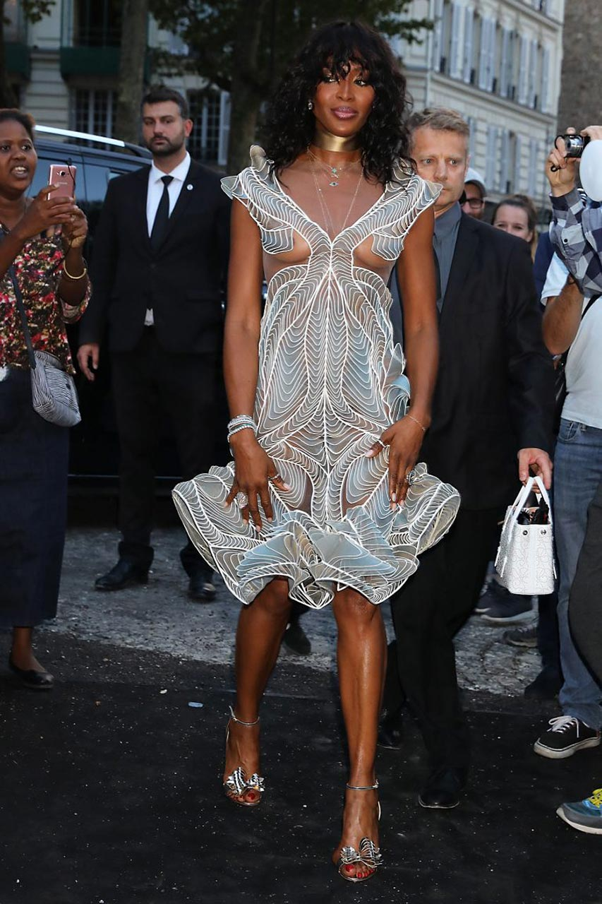 Naomi Campbell Nude LEAKED Pics & Topless Sexy Images Collection 49