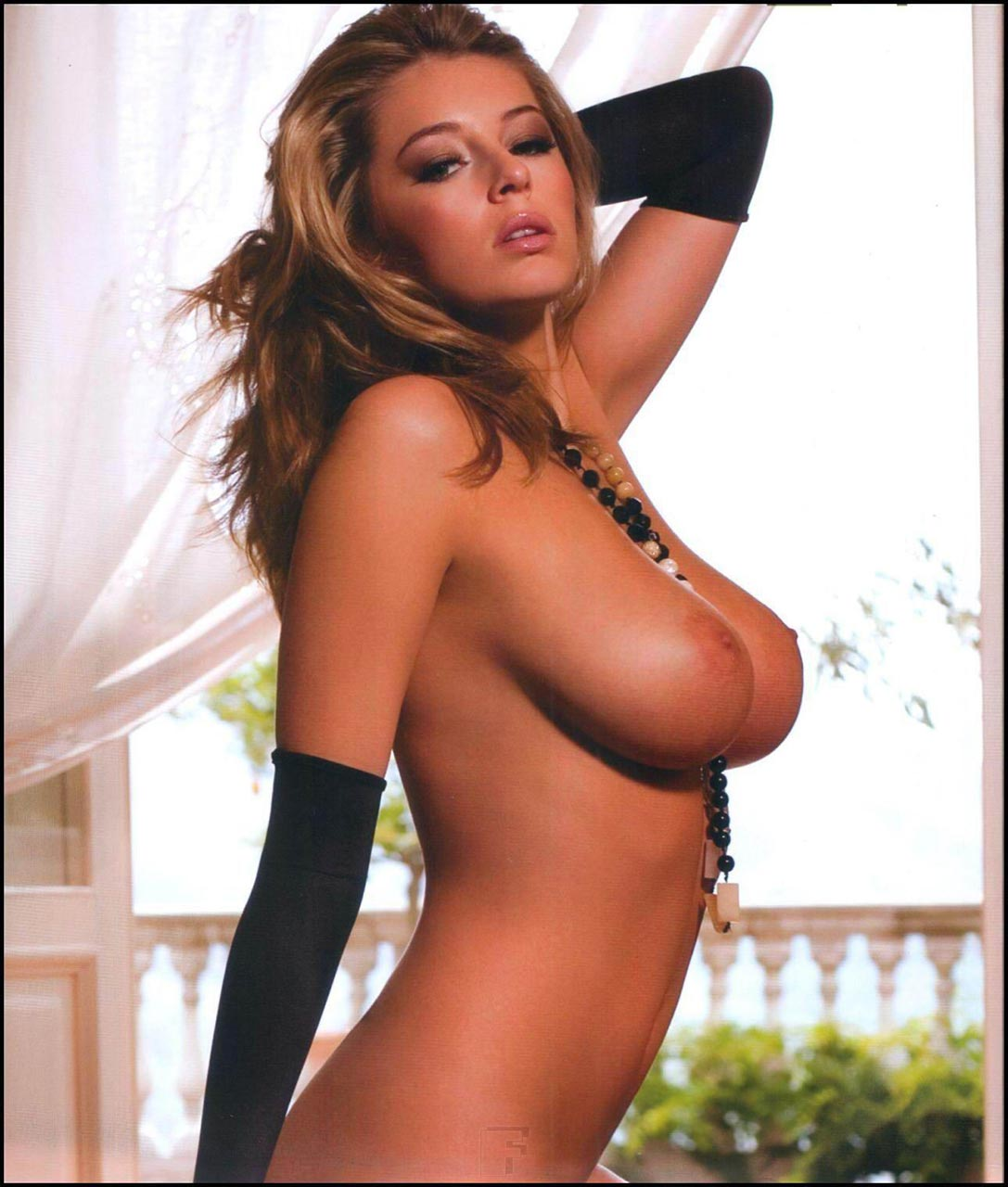 That would keeley hazell nude 2018