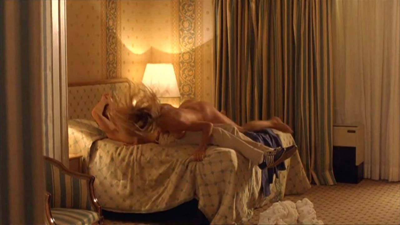 Michelle Hunziker naked sex