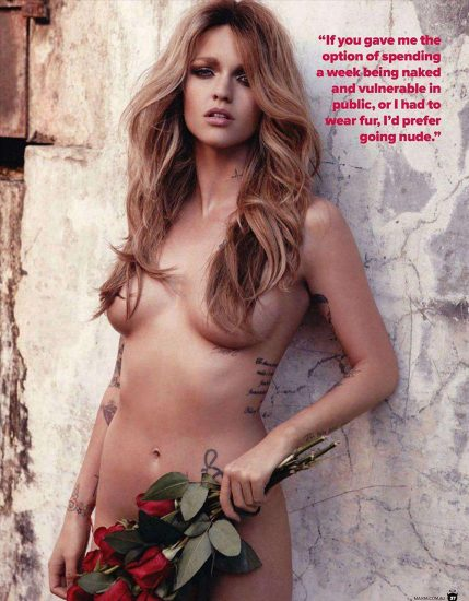 been nude ruby rose ever Has