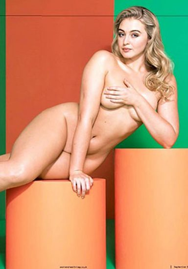 Iskra Lawrence Nude & Topless Pics And LEAKED Porn 10