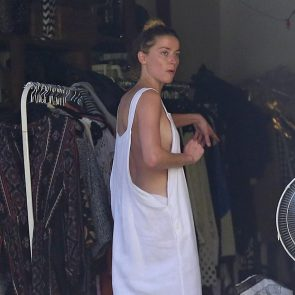 Amber Heard Nude Sex Scenes and Leaked Porn 51