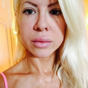 Angelina love nude pussy are