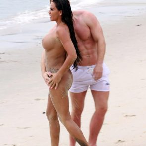 Katie Price Nude in Leaked Sex Tape and Photos 72