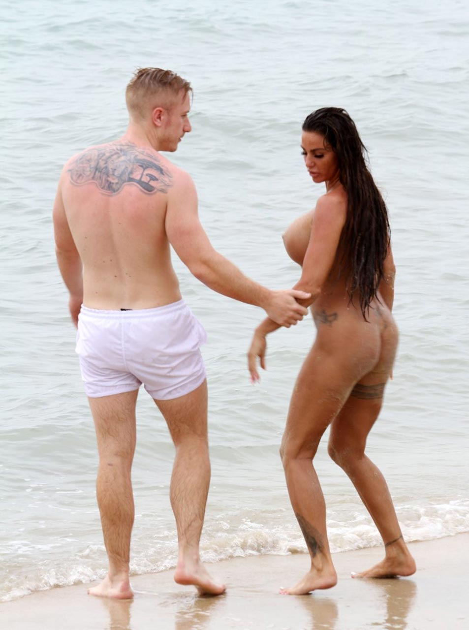 Think, katie price having sex