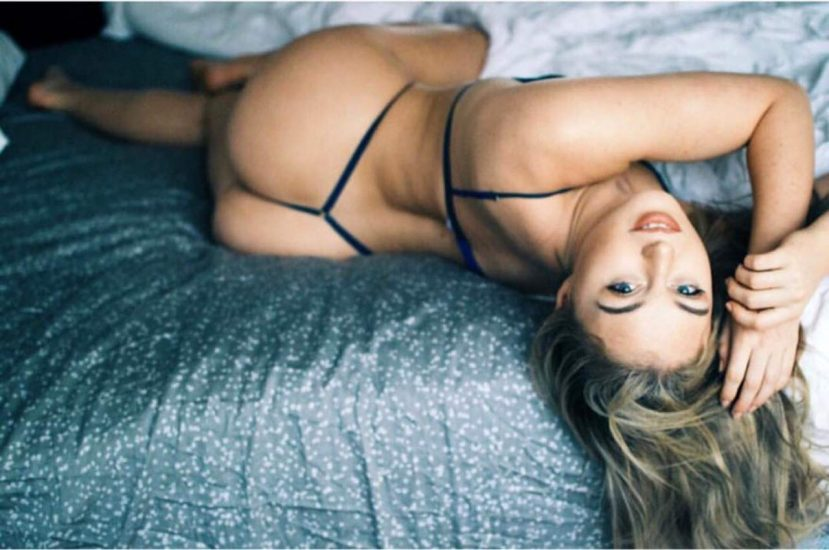 Iskra Lawrence Nude & Topless Pics And LEAKED Porn 31