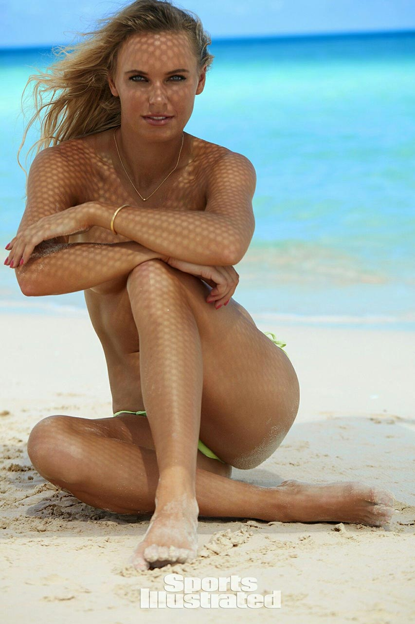 Pity, that Caroline wozniacki nude pics thanks
