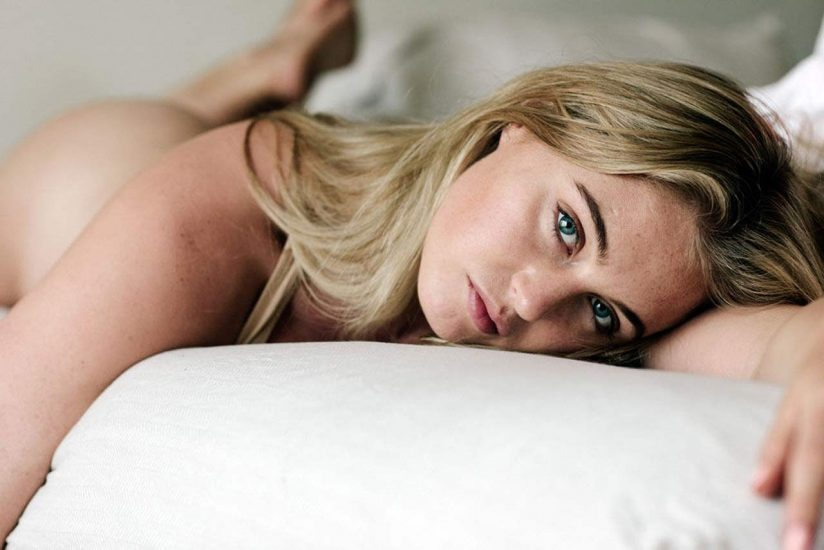 Iskra Lawrence Nude & Topless Pics And LEAKED Porn 29