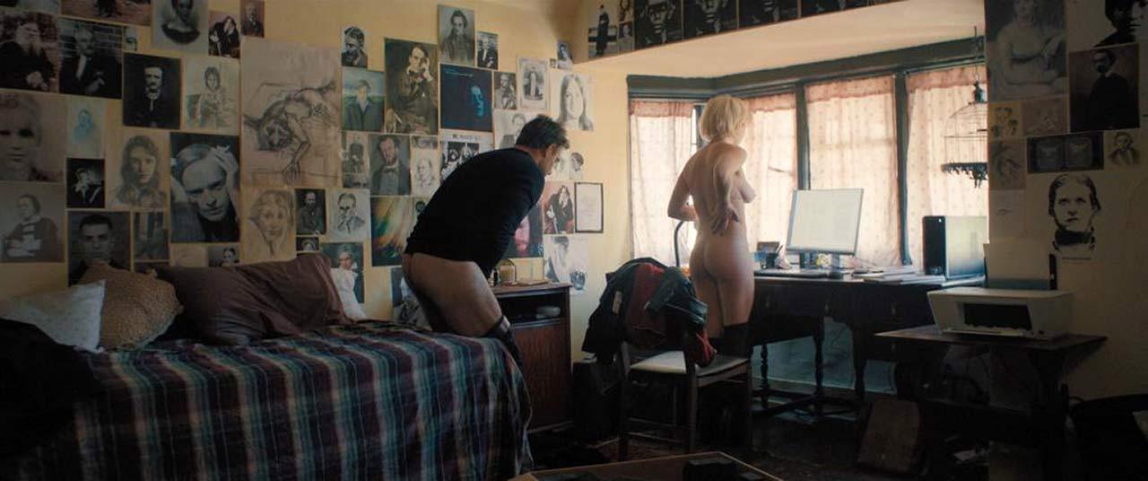 Addison Timlin nude ass in sex scene
