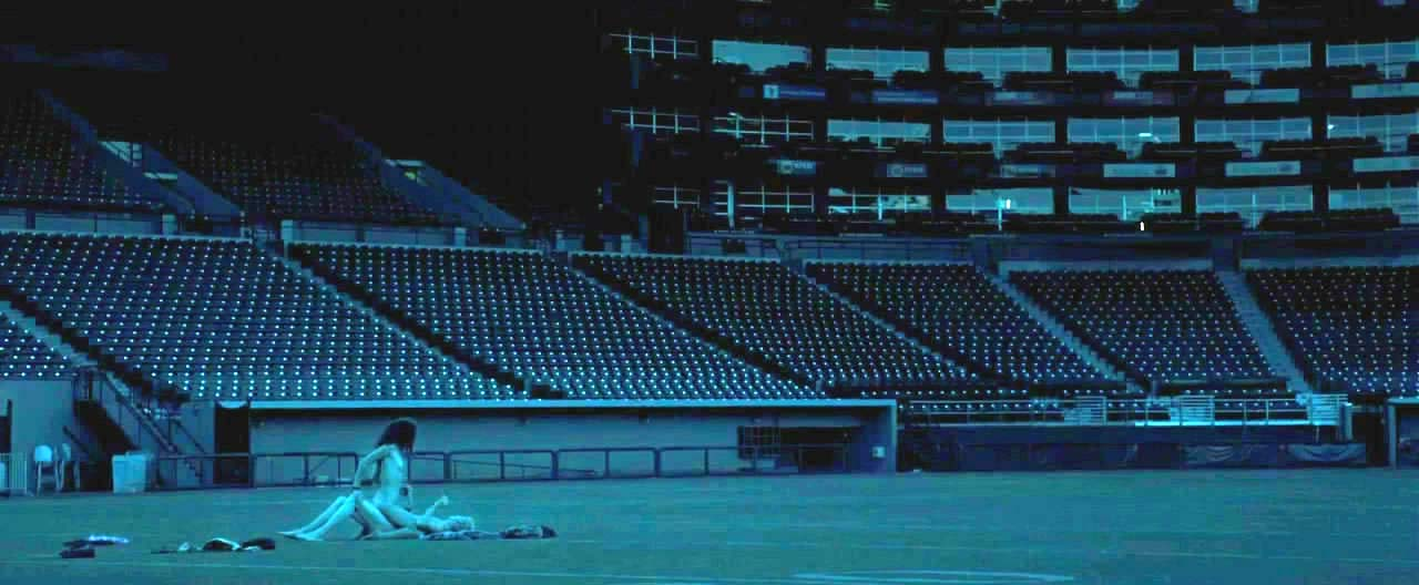 Stadium sex scenes