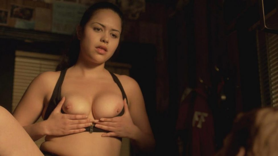 Alyssa Diaz Nude Ass in Leaked Porn and Naked Scenes 6