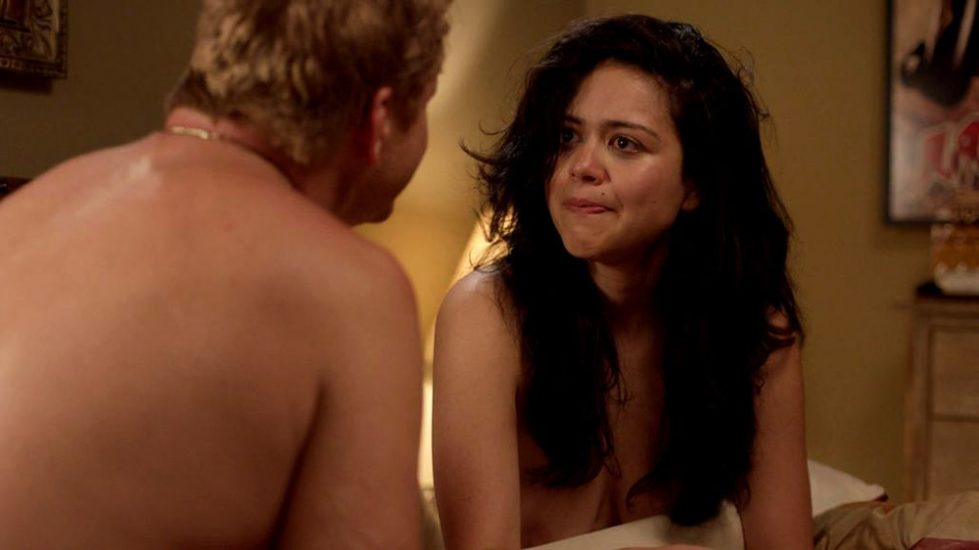 Alyssa Diaz Nude Ass in Leaked Porn and Naked Scenes 12