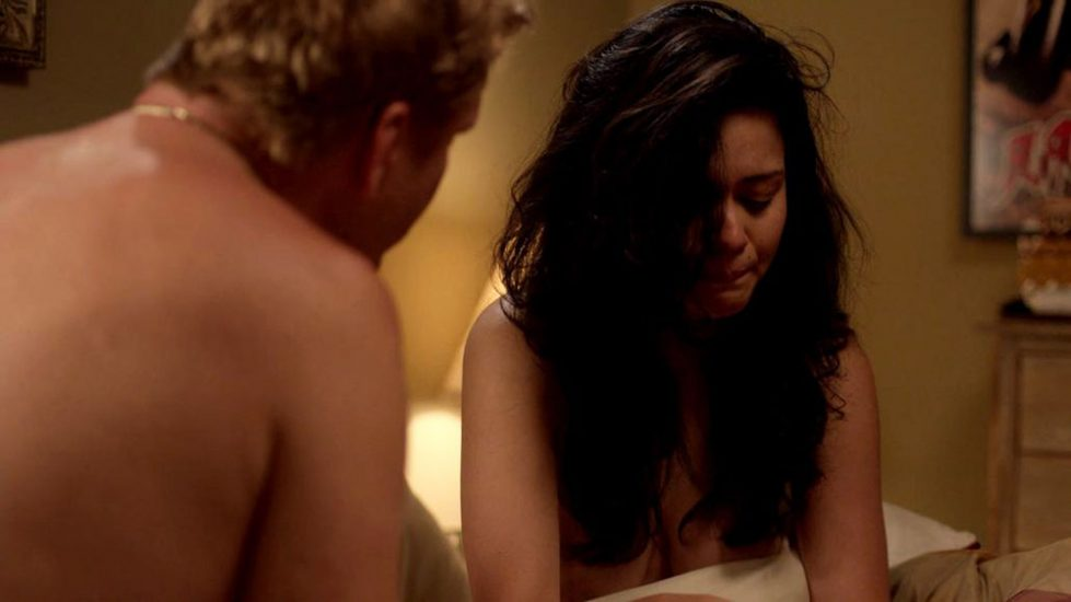 Alyssa Diaz Nude Ass in Leaked Porn and Naked Scenes 13
