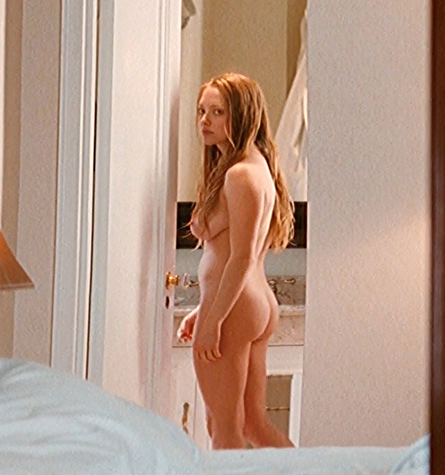 Criticising write film amanda seyfried naked