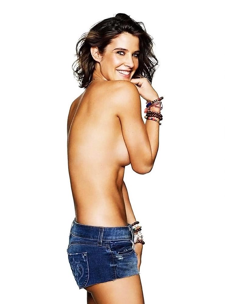 Cobie Smulder Nude