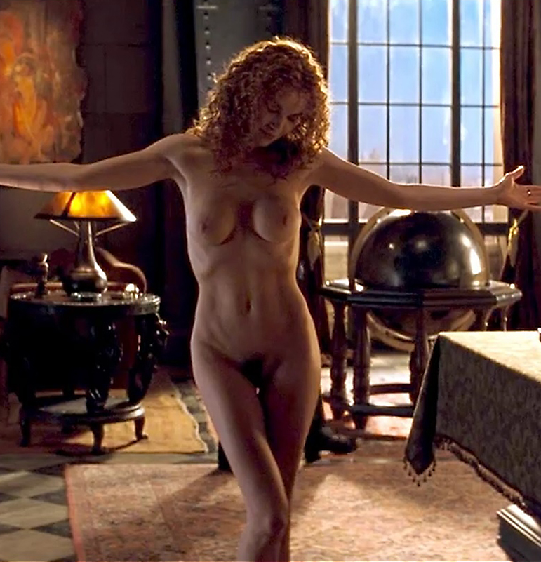 Connie nielsen devils advocate nude