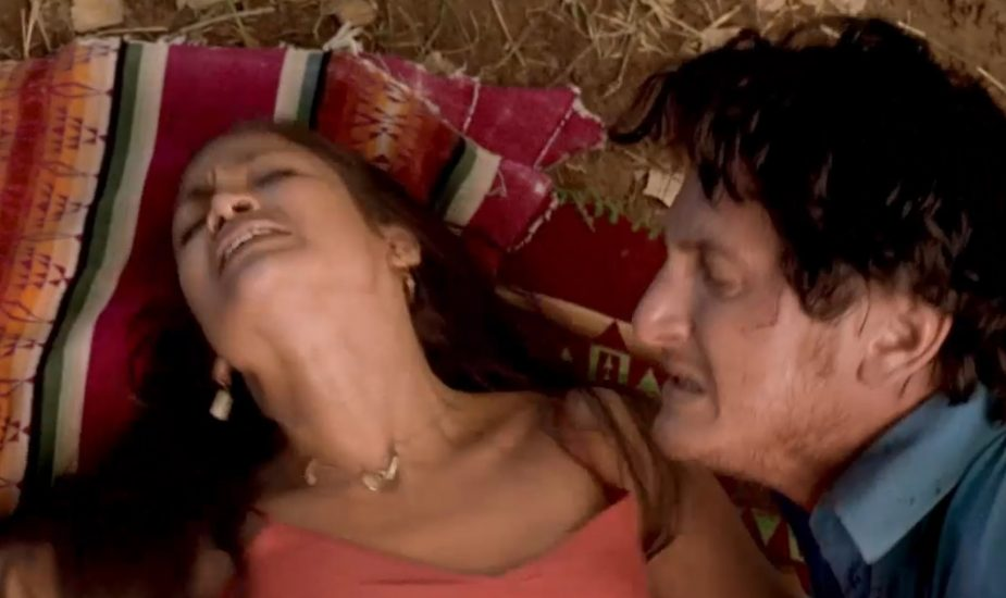 Jennifer Lopez Intensive Sex Under Trees In U Turn Movie