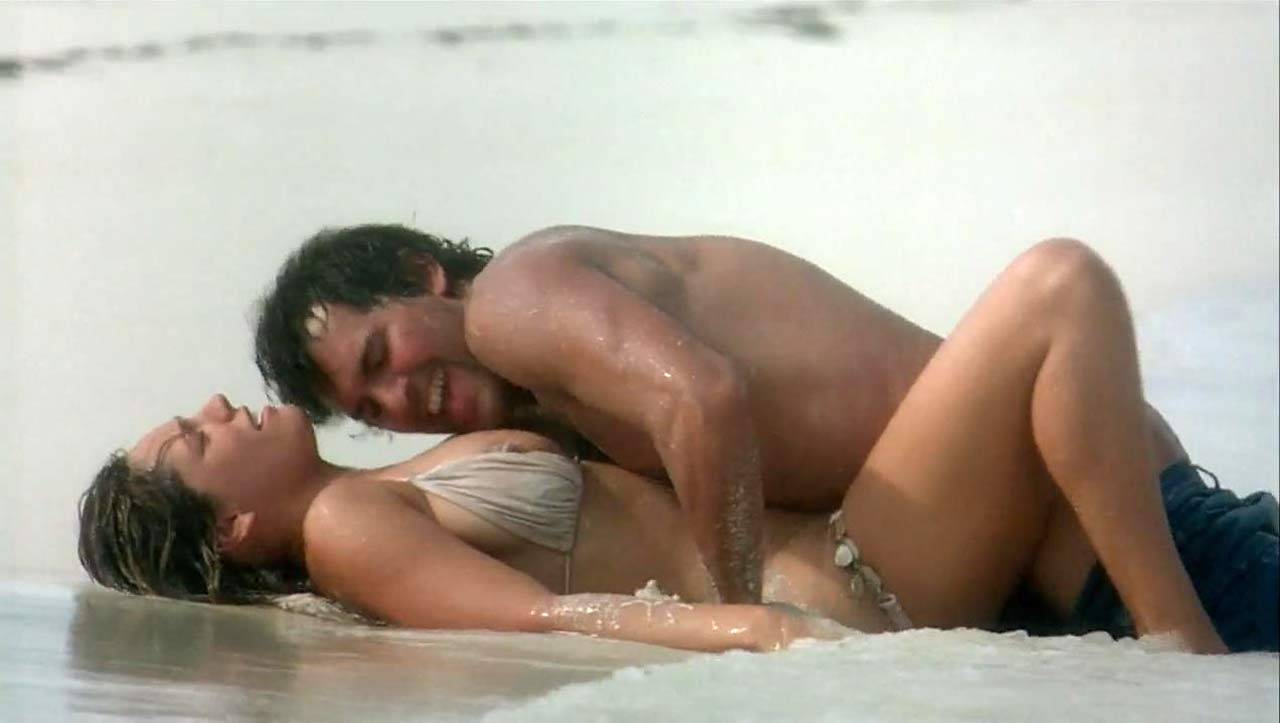 Beach Porn Film kelly brook sex scenes compilation - scandal planet