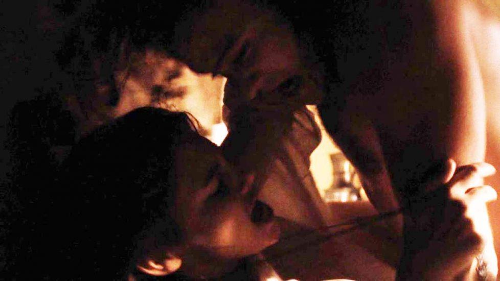 Lauren cohan sex scenes