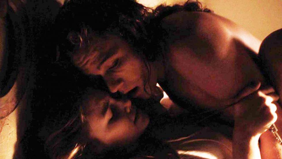 Lauren Cohan Nude, LEAKED Sex Tape PORN Video & Topless Scenes 13