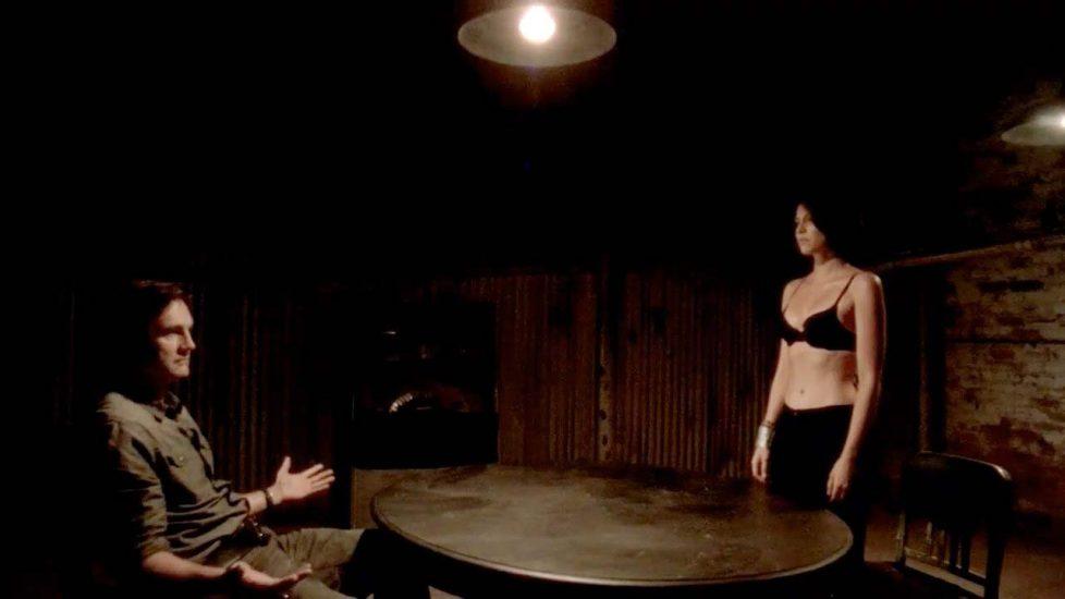 Lauren Cohan Nude, LEAKED Sex Tape PORN Video & Topless Scenes 9