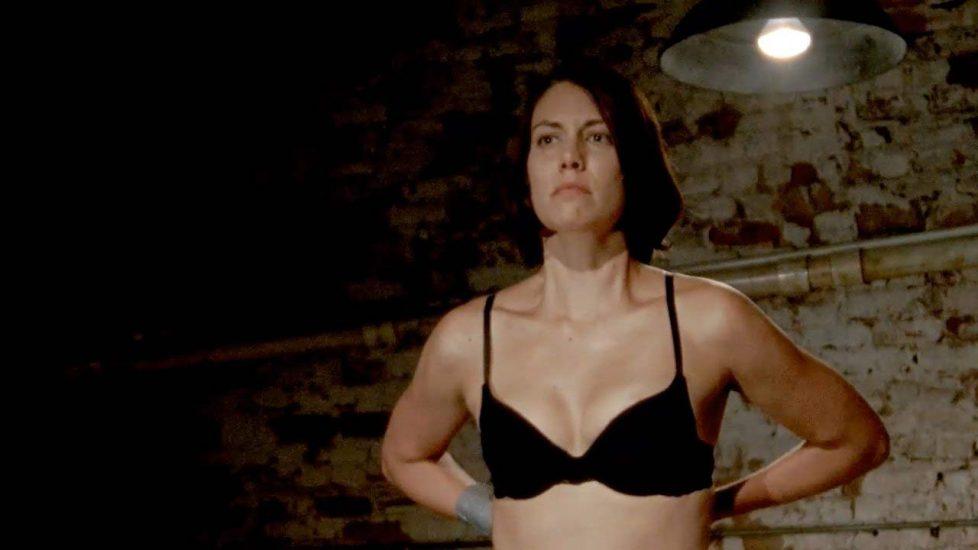 Lauren Cohan Nude, LEAKED Sex Tape PORN Video & Topless Scenes 10