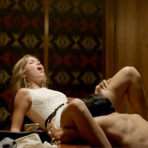 Lili Simmons Juicy Oral Sex In Banshee Series