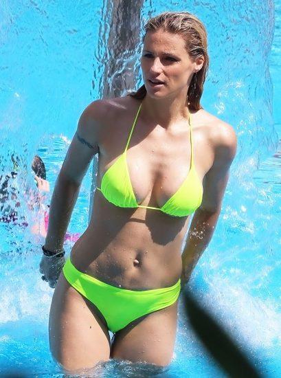Michelle Hunziker NUDE & Topless Pics And Sex Scene 26