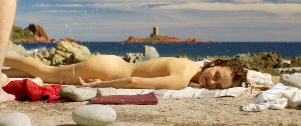 Natalie Portman butt