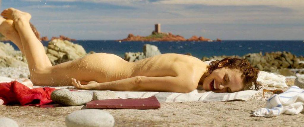 Natalie Portman ass scene