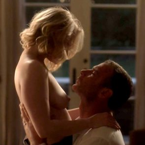Paula Malcomson Busty Boobs In Ray Donovan Series