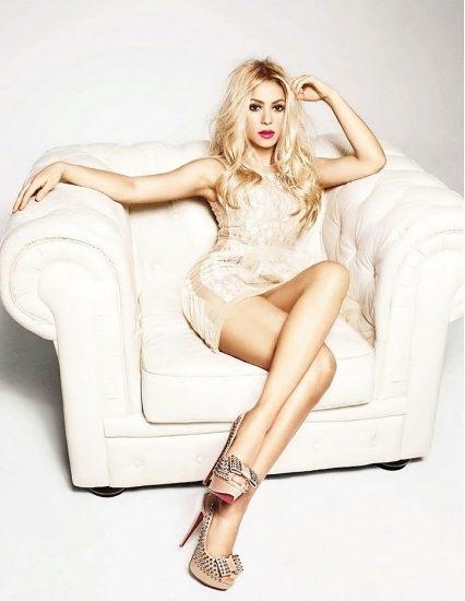 Shakira Nude Pics & LEAKED Blowjob Porn Video 45