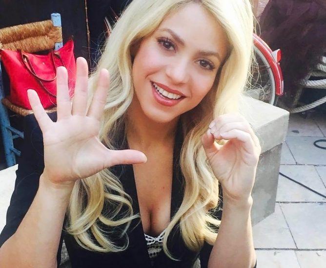 Shakira Nude Pics & LEAKED Blowjob Porn Video 42